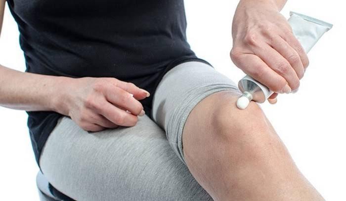 pomadas para artrose de joelhos